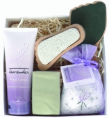 Lavender Foot Care Gift Pack